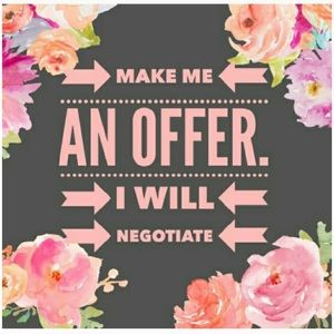 Other - ✨✨✨Make Me An Offer✨✨